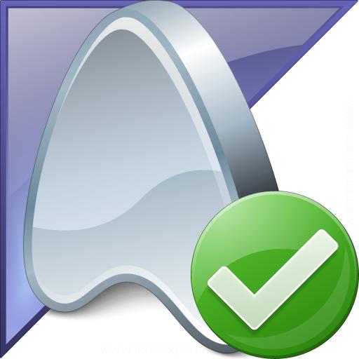 Application Enterprise Ok Icon