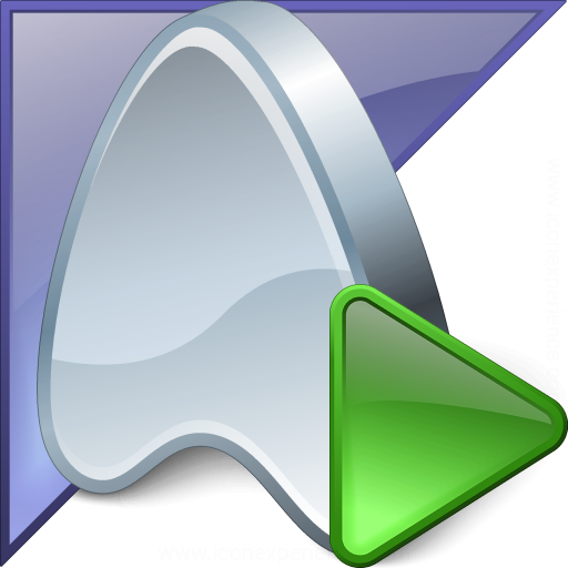 Application Enterprise Run Icon