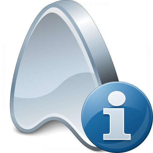 Application Information Icon
