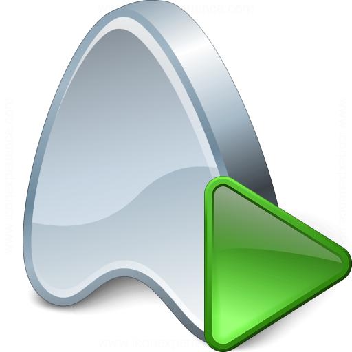 Application Run Icon