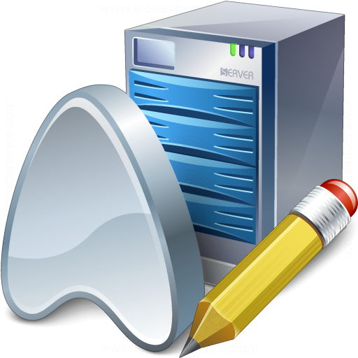 Application Server Edit Icon