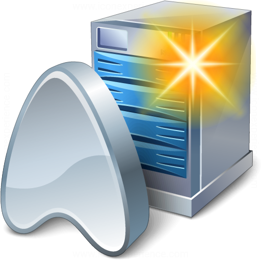 Application Server New Icon
