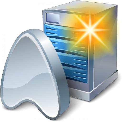 Application Server New Icon