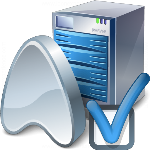 Application Server Preferences Icon