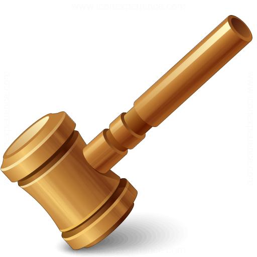 Auction Hammer Icon