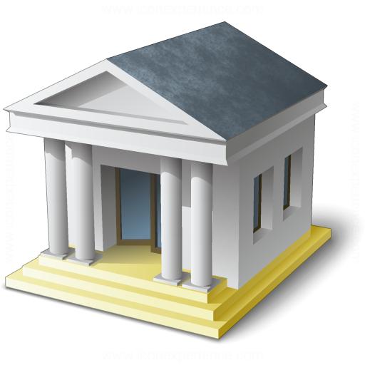 Bank House 1 Icon