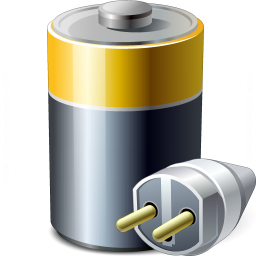 Battery Connection Icon