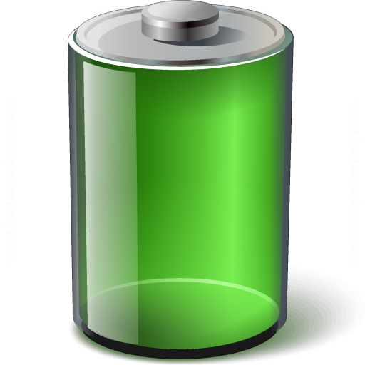Battery Green Icon