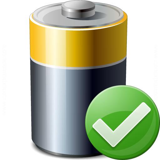 Battery Ok Icon
