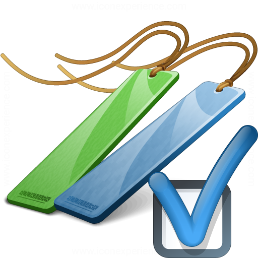 Bookmarks Preferences Icon