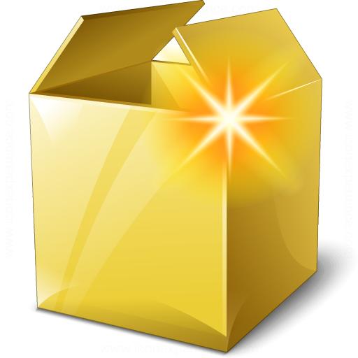 Box New Icon
