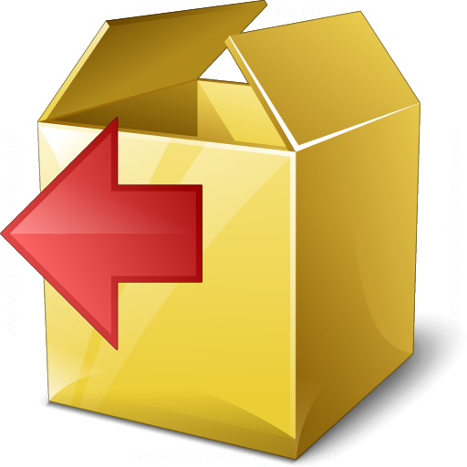 Box Previous Icon