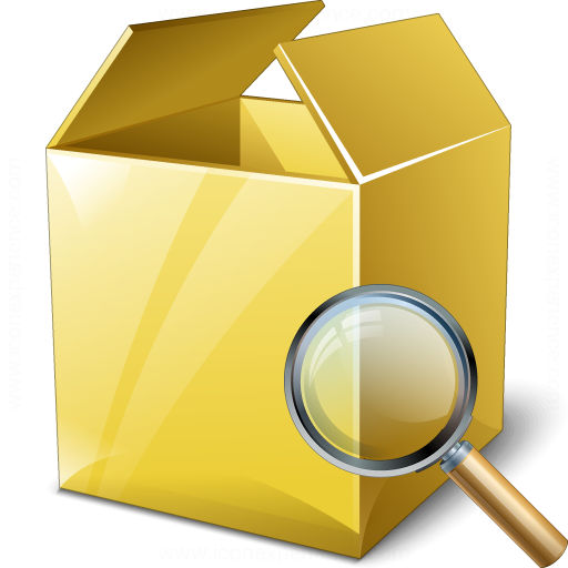 Box View Icon