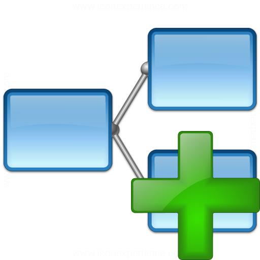 Branch Add Icon
