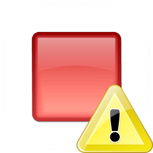 Breakpoint Warning Icon