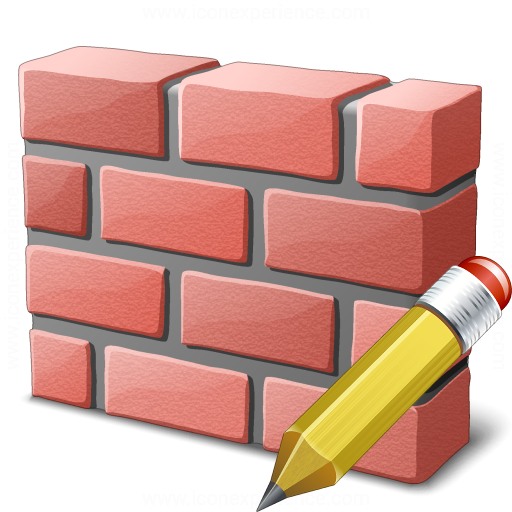 Brickwall Edit Icon