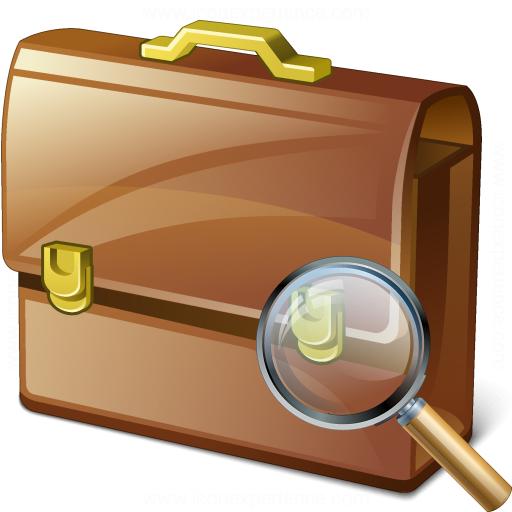 Briefcase 2 View Icon