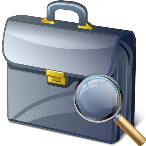 Briefcase View Icon