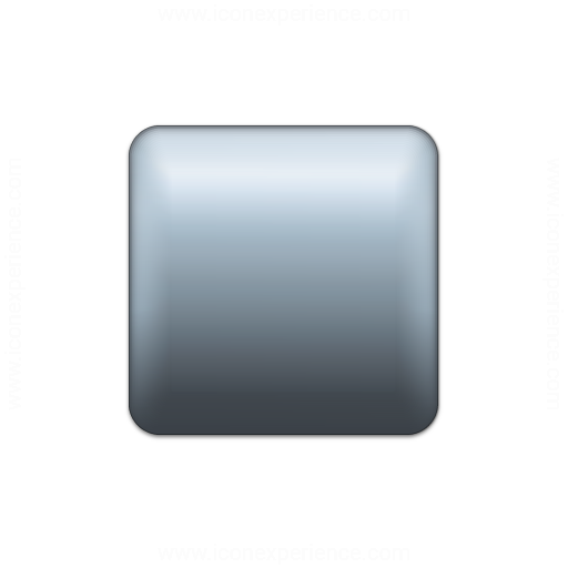 Bullet Square Grey Icon
