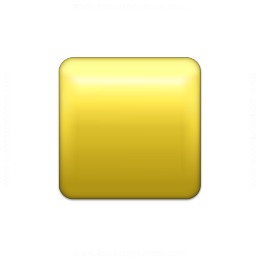 Bullet Square Yellow Icon