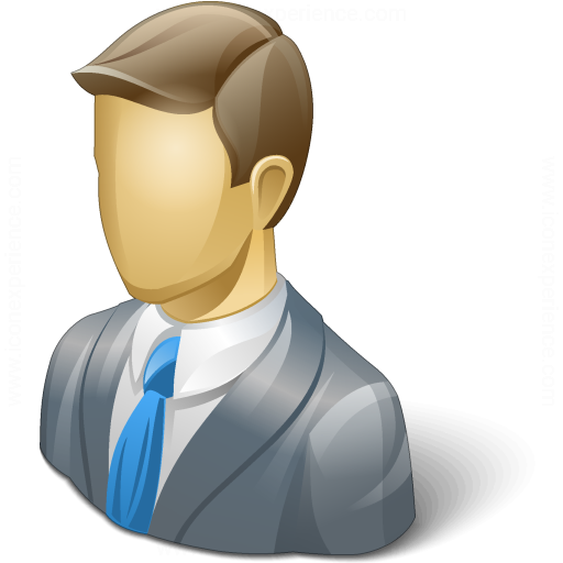 Businessman 2 Icon