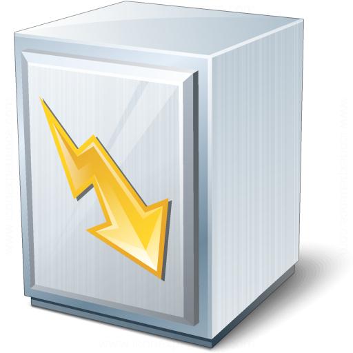 Cabinet Flash Icon