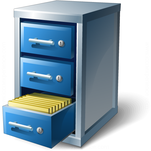 Cabinet Open Icon