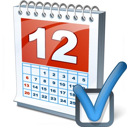 Calendar Preferences Icon