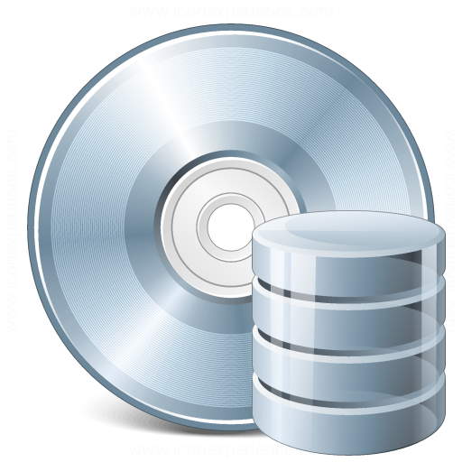 Cd Data Icon