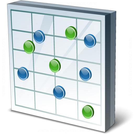 Chart Dot Icon
