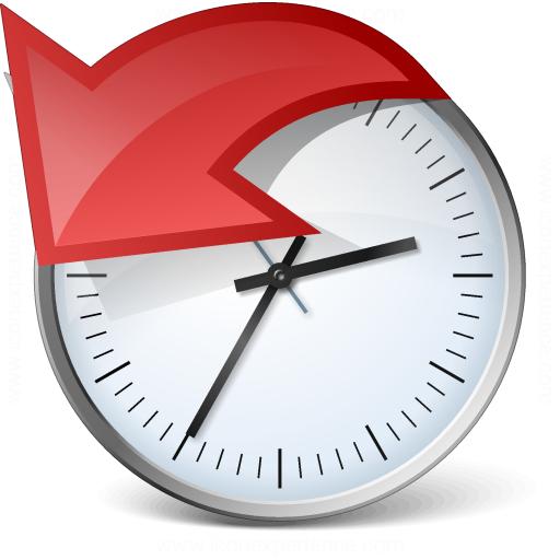 Clock History Icon