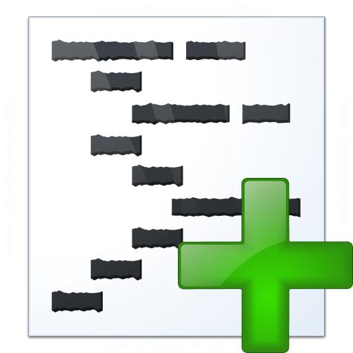 Code Add Icon