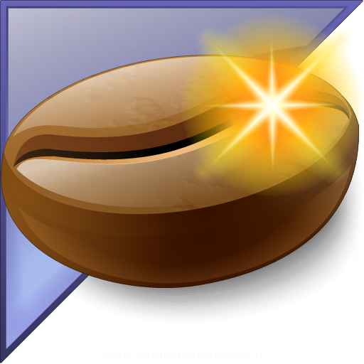 Coffee Bean Enterprise New Icon
