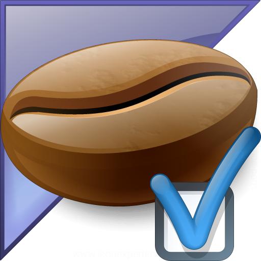 Coffee Bean Enterprise Preferences Icon