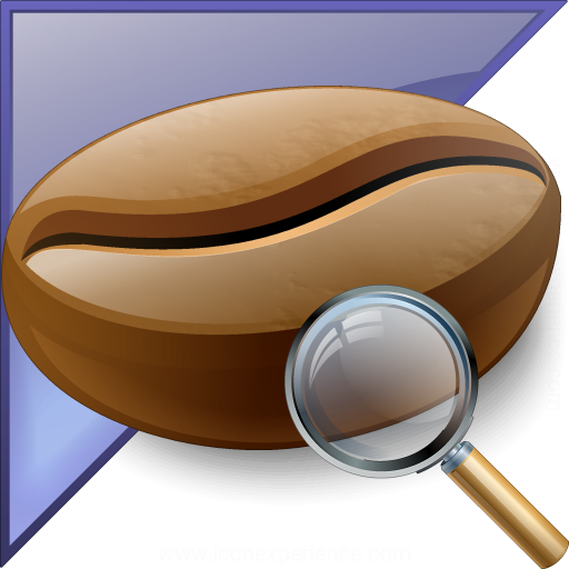 Coffee Bean Enterprise View Icon