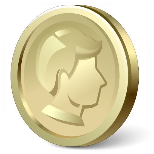 Coin Gold Icon