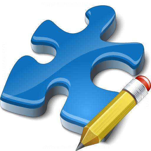 Component Blue Edit Icon
