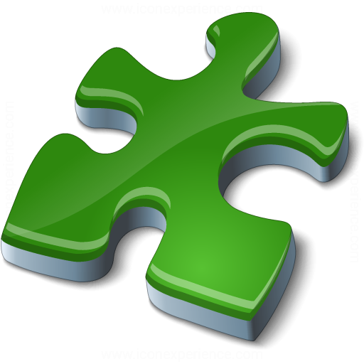 Component Green Icon
