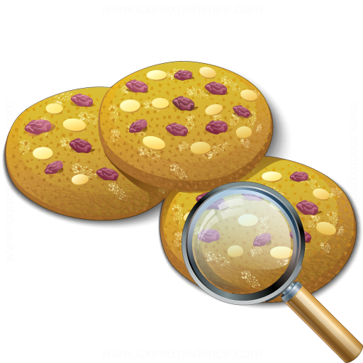 Cookies View Icon
