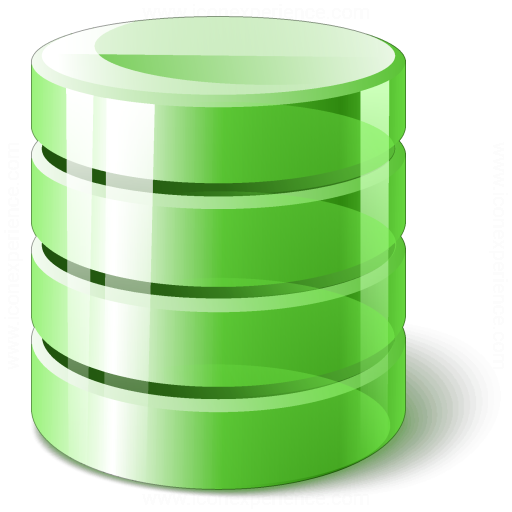 Data Green Icon