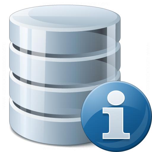 Data Information Icon