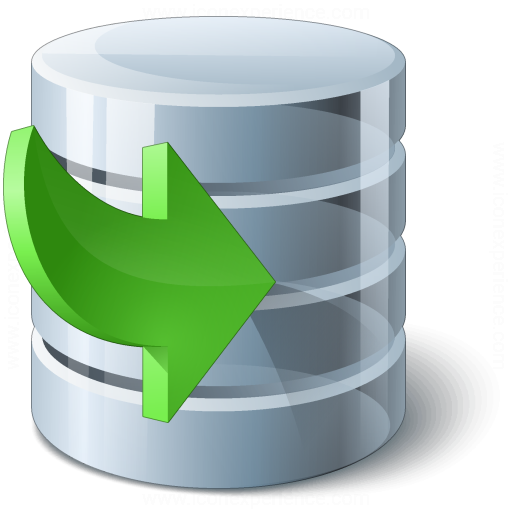 Data Into Icon