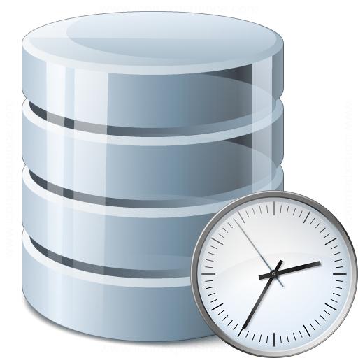 Data Time Icon