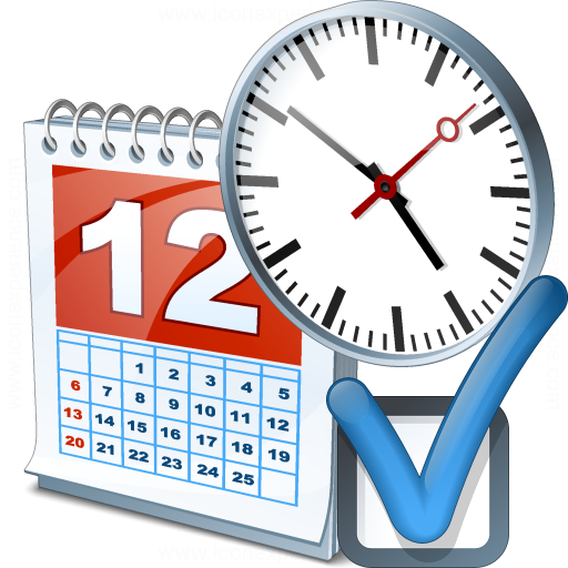 Date Time Preferences Icon