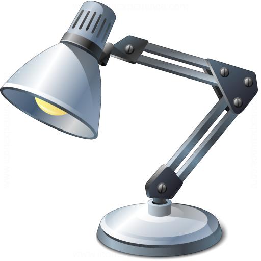 Desklamp Icon