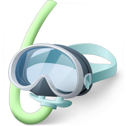 Diving Mask Icon