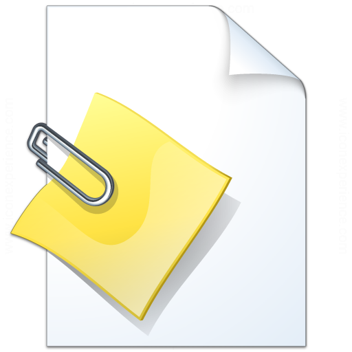 Document Attachment Icon