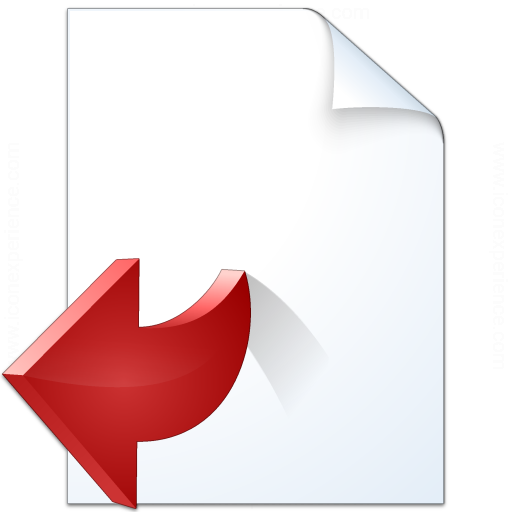 Document Out Icon