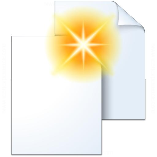 Documents New Icon