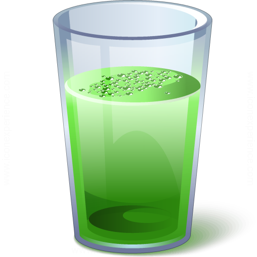 Drink Green Icon